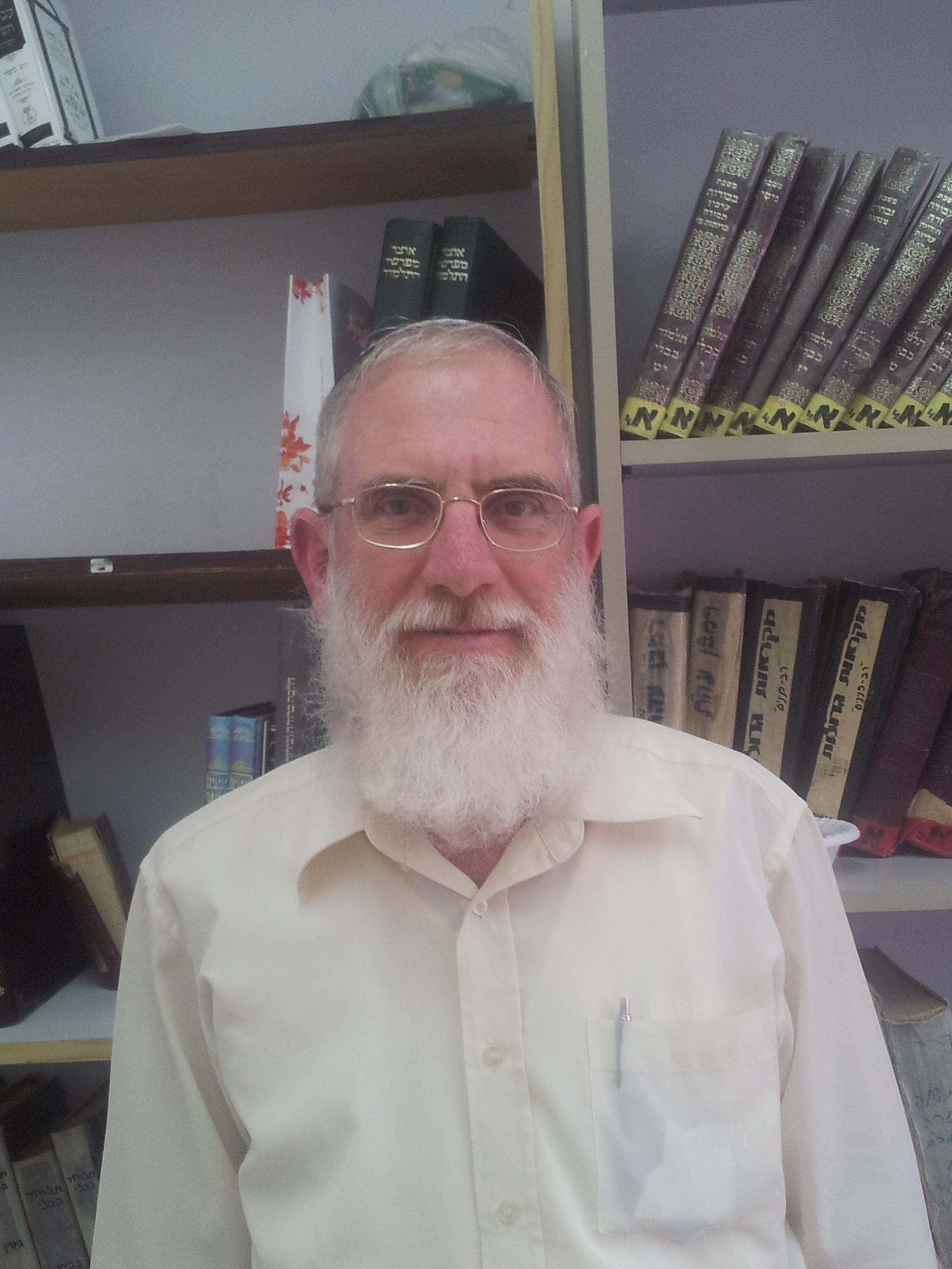 הרב נח ויזונסקי